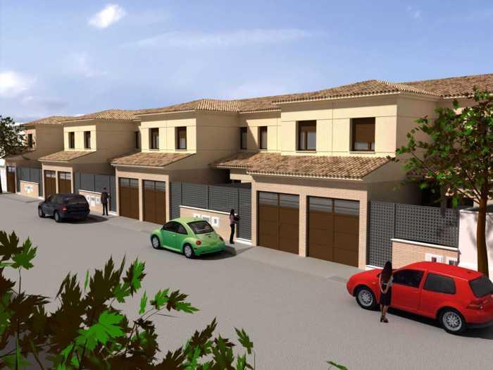 Fachadas de viviendas auto design tech for Fachadas de viviendas
